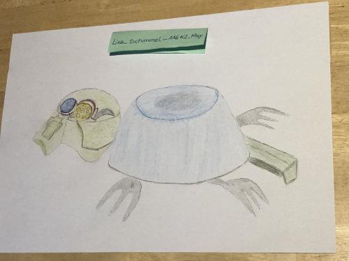 """Bild aus der Galerie """"Verrückte Tiere"""" Bettina-von-Arnim-Schule"""